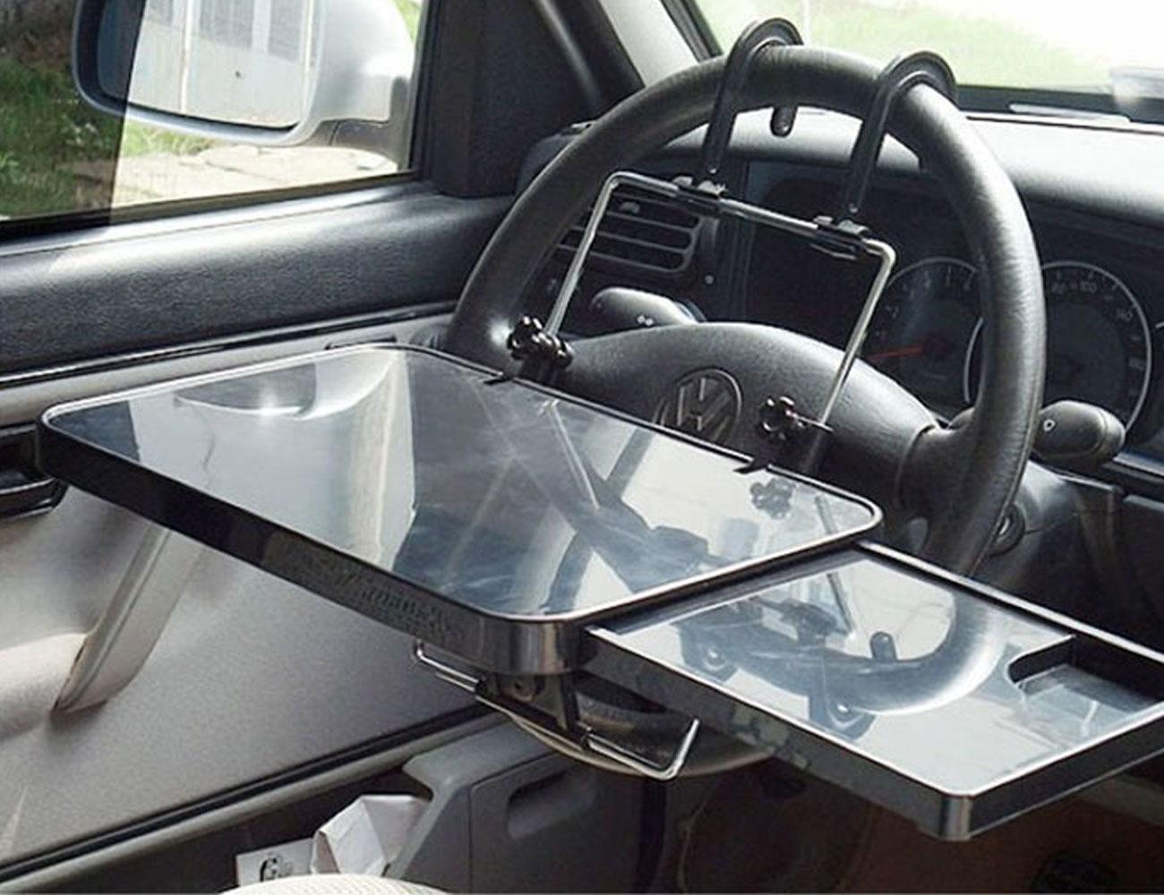 Авто столик в машину своими руками