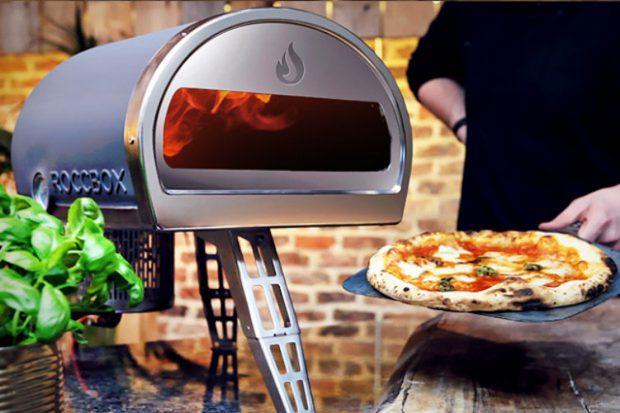 Roccbox – портативная печь для выпекания пиццы