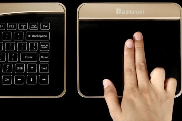 Сенсорная панель − замена компьютерной мышки от Bastron