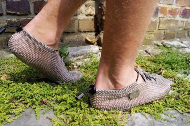 Обувь для прогулки на природе от PaleoBarefoots