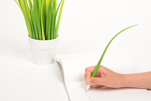 Ручка в виде стебля