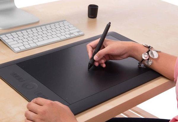 Сенсорный планшет Wacom Intuos – Pro Pen