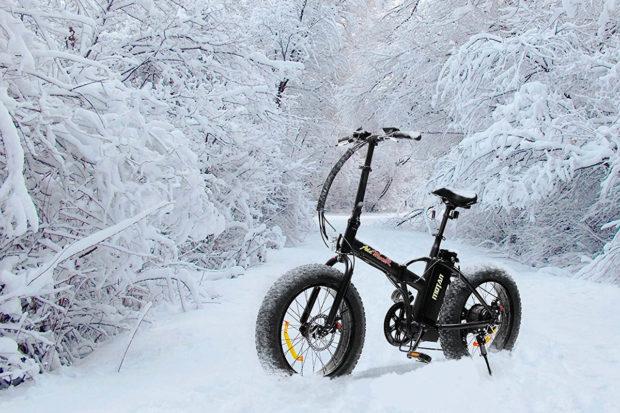 Электрический велосипед Addmotor Motan M-150 E-Bike