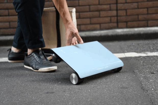 Электронная платформа Walkcar