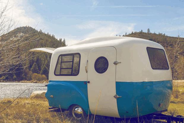 Дом на колесах Happier Camper HC1