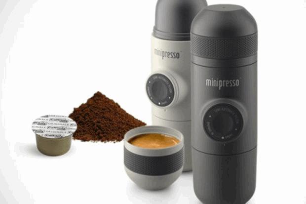 Карманная кофемашина – Wacaco Minipresso