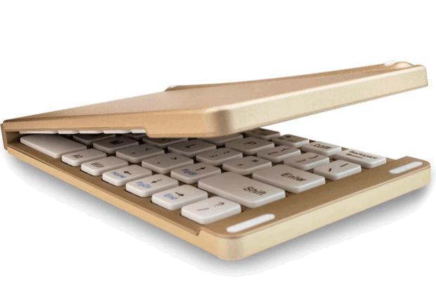 Складная портативная клавиатура