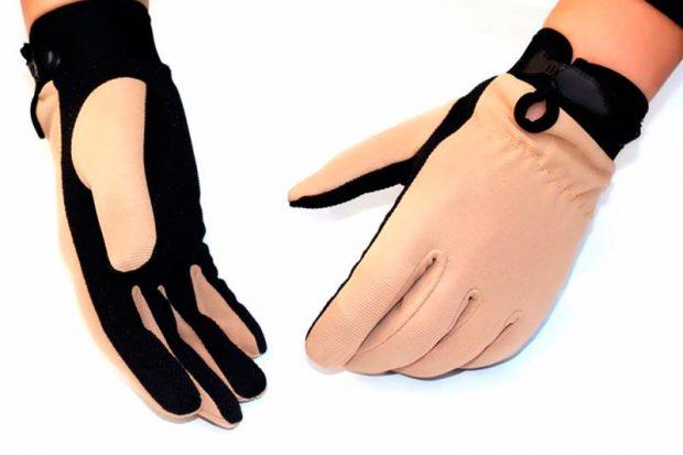 Перчатки с покрытием против скольжения