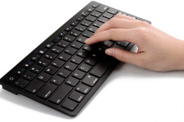 Портативная Bluetooth клавиатура