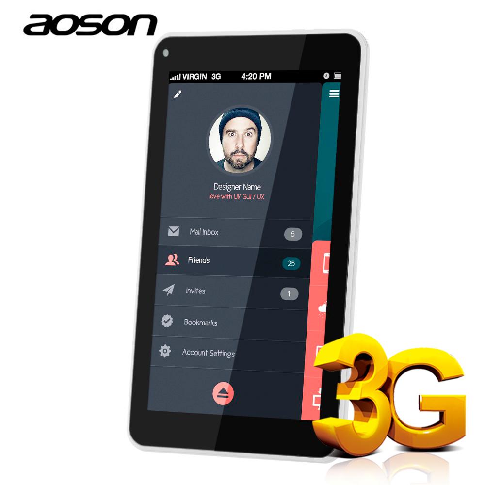 Планшет AOSON S7 7''