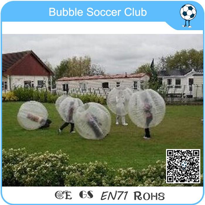 Надувной шар для бампербола 1.5 м, 0.8 мм. tpu