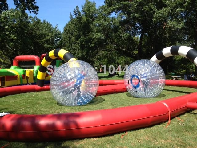 Огромный шар для бампербола, 2.5 м