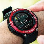 Смарт-часы Casio Pro TREK WSD-F21HR